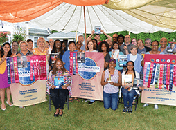 Toastmasters Presidents Distinguished Delaware
