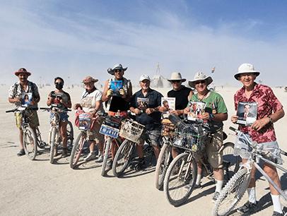 Toastmasters Burning Man