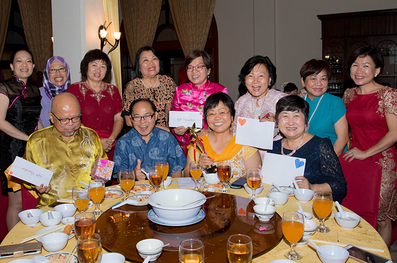 MIM Toastmasters club of Johor Bahru, Malaysia, celebrates its 23rd anniversary with a dinner and ceremony.