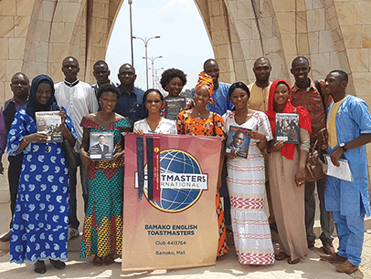 Toastmasters Bamako English Club