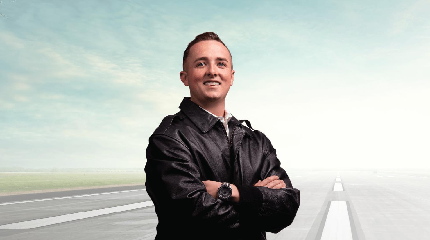 Keith Loria Pilot