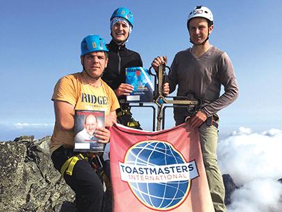 Toastmasters Kosice Slovakia
