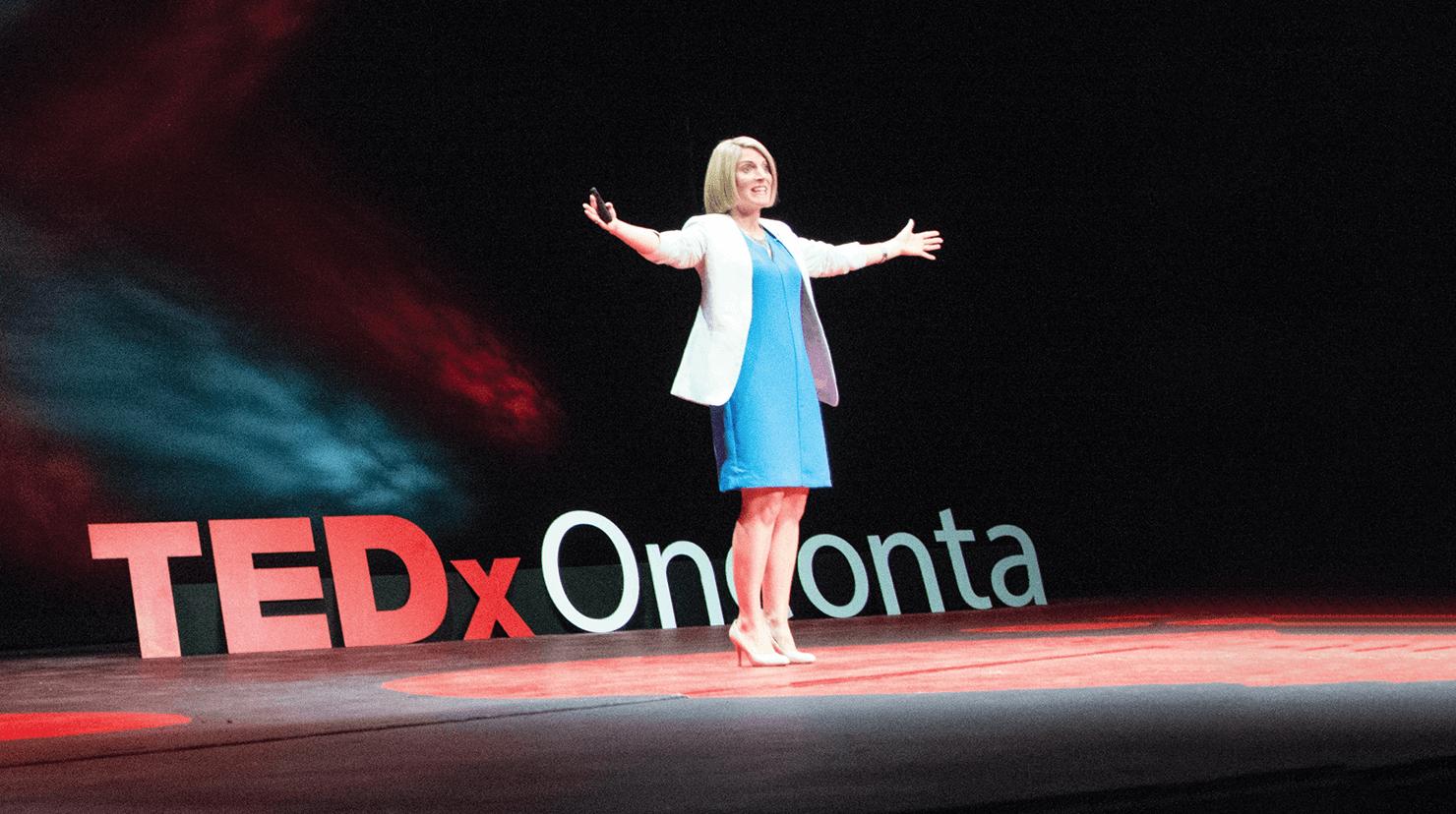 Lauren Parsons TEDx