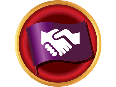 Strategic Relationships badge