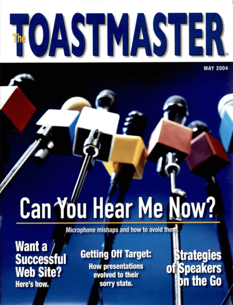 The magazine started covering topics to keep up with technology trends in the early 2000s, including how to manage a website.