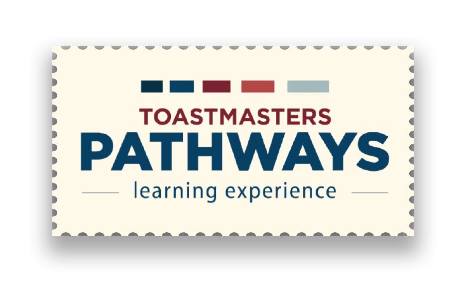 Toastmasters Pathways stamp icon