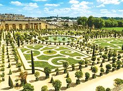 Versailles near Paris, France