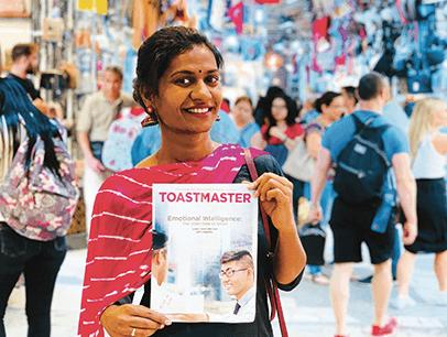Kshama Parakh of Bengaluru, Karnataka, India, explores the Grand Bazaar in Istanbul, Turkey.