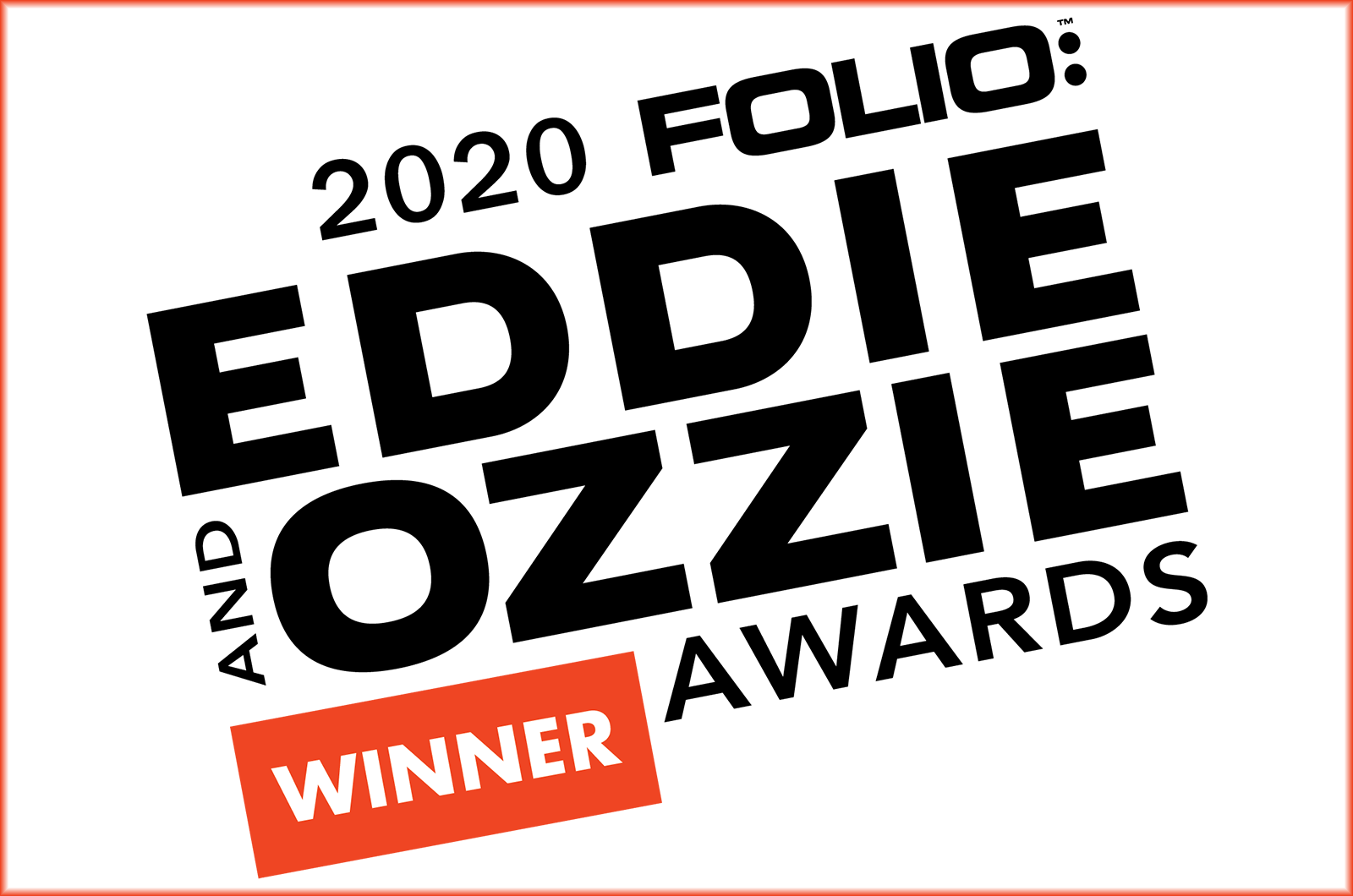 2020 Folio award winner logo