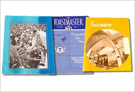 Toastmaster Publications