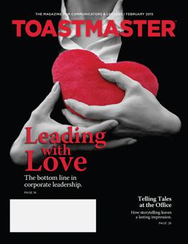 Toastmaster February2015