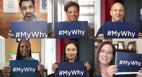 MyWhy Collage