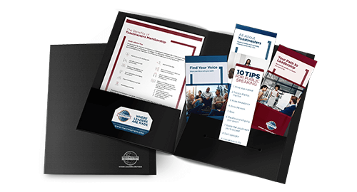 Toastmasters Guest Packet September 2019 quick link image