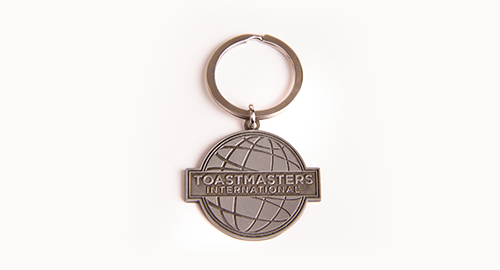 August 2019 Product Promo Key Ring