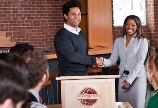 Passion for Public Speaking? Learn Public Speaking & Leadership Skills at Toastmasters!