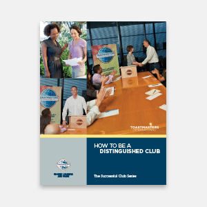 How to be a Distinguished Club (Digital)