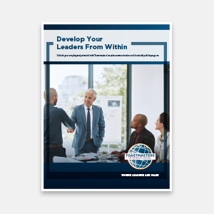 Develop Your Leaders from Within thumbnail
