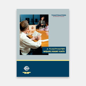 A Toastmasters Wears Many Hats Resource Library Thumbnail