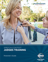 1190 - Speech Contest Judges Training