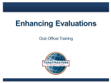 Enhancing Evaluations PPT Thumbnail
