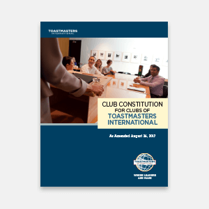 Club Constitution for Clubs