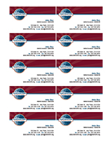 Toastmasters international resource library for Toastmasters business cards