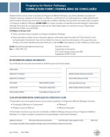 PT8951 - Mentor Program Completion Form