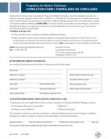 PT8951 - Mentor Program Completion Form
