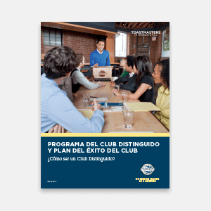 Distinguished Club Program and Club Success Plan - Spain thumbnail