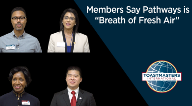 Members say Pathways is breath of fresh air thumbnail